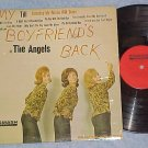 THE ANGELS--MY BOYFRIEND'S BACK--Mono 1963 LP on Smash