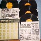 ELVIS PRESLEY-WORLDWIDE 50 GOLD AWARD HITS--4LP Box Set