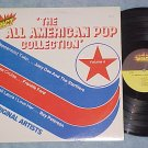 THE ALL AMERICAN POP COLLECTION--Vol 4--NM/VG++ 1980 LP