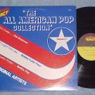 THE ALL AMERICAN POP COLLECTION--Vol 2--NM/VG++ 1980 LP