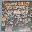 DIFFERENT STROKES--Mint Sealed Cmpltn LP-Rock,R&B,Jazz