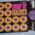 GROUP OF GOLDIES-Rare 1963 Oldies Cmpltn LP-Group label
