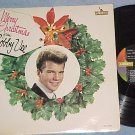 MERRY CHRISTMAS FROM BOBBY VEE--Mono 1962 LP on Liberty