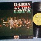 (BOBBY) DARIN AT THE COPA-VG++1960 LP-Yellow harp label