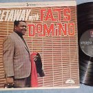 GETAWAY WITH FATS DOMINO-NM/VG+ Stereo Capitol R Clb LP