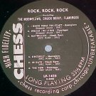 ROCK,ROCK,ROCK-MOONGLOWS/C BERRY/FLAMINGOS--LP ~No Jkt~