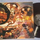 GERRY MULLIGAN SONGBOOK-Vol 1-LP--World Pacific PJ-1237