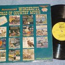 MORE! WONDERFUL WORLD OF COUNTRY MUSIC--1965 Starday LP