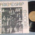 RICH KELLY AND FRIENDSHIP--ENCORE!-NM LP-Alexandria, NY