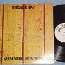 JIMMIE HAMBLIN--FIDDLIN'--NM shrnk '70's LP--Arco 13629
