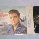 ELVIS PRESLEY--ELVIS' CHRISTMAS ALBUM-1958 LP--RCA 1951