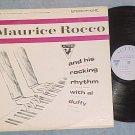 MAURICE ROCCO & ROCKING RHYTHM-c.1960 LP-Sutton SSU-290