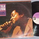 LITTLE MILTON-GRITS AIN'T GROCERIES-VG+ 1984 LP on Stax
