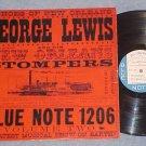 GEORGE LEWIS/N. O. STOMPERS-V 2-Blue Note LP-Lex Ave-DG