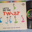 GEORGE TORRES-LET'S DO THE TWIST-VG++/VG+ Stereo '62 LP