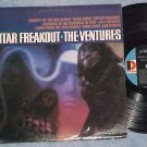 THE VENTURES--GUITAR FREAKOUT--Stereo 1967 LP on Dolton