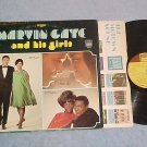 MARVIN GAYE AND HIS GIRLS--NM/VG+ 1969 LP--Tamla TS-293