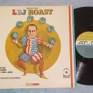 LBJ ROAST-NM/VG+ 1966 Comedy LP-Voice of Lyndon Johnson