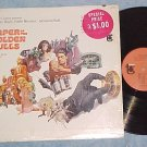 THE CAPER OF THE GOLDEN BULLS--NM in shrink 1967 Sdk LP