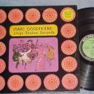 ISAAC GOODFRIEND SINGS SHOLOM SECUNDA--NM c. 1970 LP