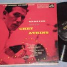 A SESSION WITH CHET ATKINS--VG+ 1954 LP--Red Cover--RCA