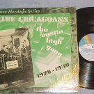THE CHICAGOANS--AUSTIN HIGH GANG--NM 1982 LP--MCA 1350
