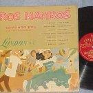 EDMUNDO ROS--ROS MAMBOS--1956 LP--London LL-1092