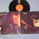 JIMI HENDRIX/BAND OF GYPSYS--VG+ 1970 LP--Red Label