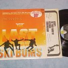 THE LAST OF THE SKI BUMS-NM shrink 1969 Sdk LP--Sandals