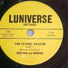 78-BUCHANAN AND GOODMAN-THE FLYING SAUCER-Luniverse 101