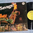 SAVAGE!--TIHATI'S SOUTH SEAS SPECTACULAR--NM Hawaii LP