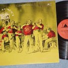 RAINIER JAZZ BAND-LIVE AT MOM'S--NM/VG+ 1981 Private LP