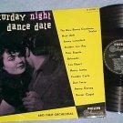 SATURDAY NIGHT DANCE DATE-Big Band Cmpltn LP-Dutch Impt