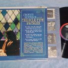 JEANNIE HOFFMAN--THE FOLK-TYPE SWINGER--NM/VG++ 1964 LP