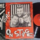 THE TAYLORS ON STAGE-60s Private LP-Denver,CO~Autograph