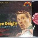 DANNY KAYE--PURE DELIGHT--VG+ 1957 LP--Harmony HL-7012