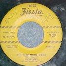 45--MONCHITO--THE MERENGUE GLIDE--'50's--Fiesta 45-060