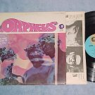 ORPHEUS--Self Titled 1968 LP--MGM--Sticker on Jacket
