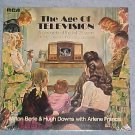 THE AGE OF TELEVISION--Mint SEALED '72 LP w/Book Insert