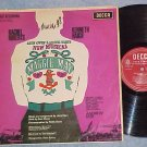 MAGGIE MAY--1964 UK London Cast Sdk LP--Decca LK-4643
