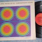 LIVING WORLD OF SQ QUADRAPHONIC SOUND--NM/VG+ Quad LP