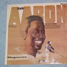 HANK AARON--715--THE LIFE OF A LEGEND--Mint SEALED LP