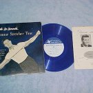 "JACK LA LANNE'S GLAMOUR STRETCHER TIME-10""Blue Vinyl LP"