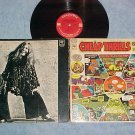 JANIS JOPLIN/BIG BROTHER HOLD'G CO-CHEAP THRILLS-LP--#4