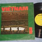 SONGS AND DANCES OF VIETNAM--VG+ Stereo LP--Monitor 731