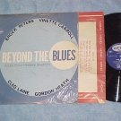 BEYOND THE BLUES-AMERICAN NEGRO POETRY-1963 UK LP--Argo