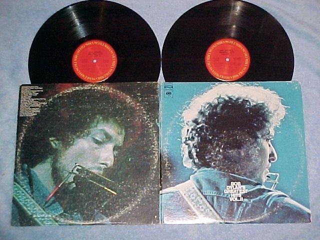 BOB DYLAN'S GREATEST HITS--VOL. II--NM/VG+ 1979 Dbl LP