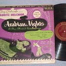 ARABIAN NIGHTS--NM/VG+ 1954 Original Cast Sdk LP--Decca