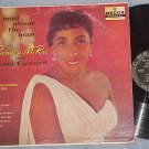 CARMEN McRAE--MAD ABOUT THE MAN--1958 LP--Decca DL-8662