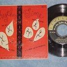 EP w/PS--COZY COLE/J.C. HEARD--RHYTHM TIME-Remington 77